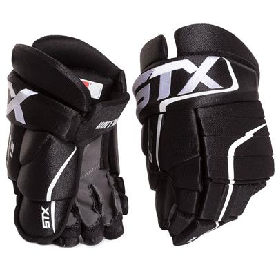 Black/Black (STX Stallion HPR 1.2 Hockey Gloves)