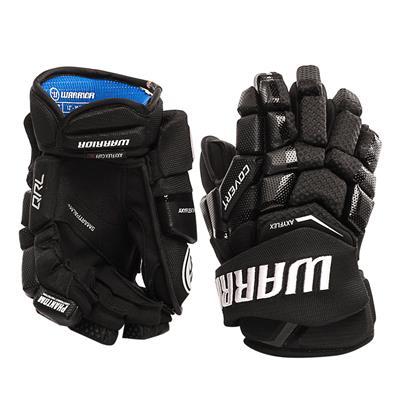 Black (Warrior Covert QRL Hockey Gloves)