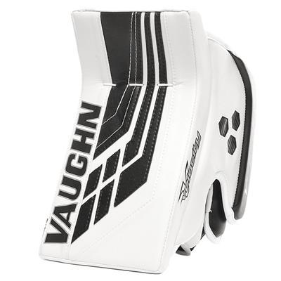 White/Black (Vaughn Velocity VE8 XFP Goalie Blocker - Intermediate)