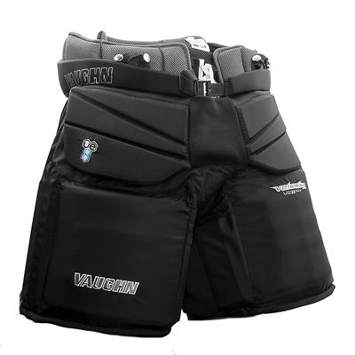 Black (Vaughn Velocity VE8 XFP Goalie Pants - Senior)