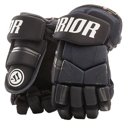Navy (Warrior QRE 4 Youth Hockey Gloves)