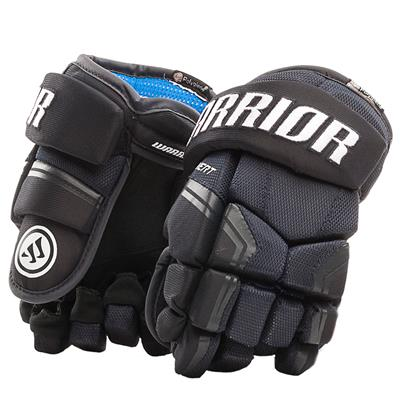 Navy (Warrior Covert QR Edge Youth Hockey Gloves)