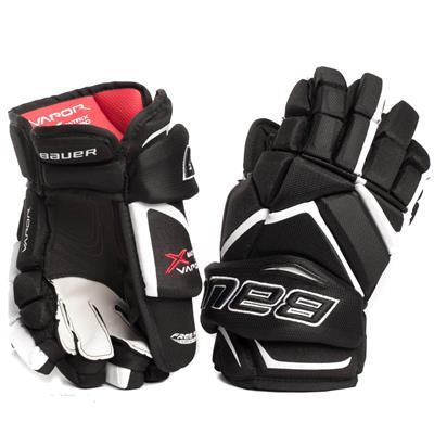 (Bauer Vapor Matrix Pro Hockey Gloves - 2017 - Junior)