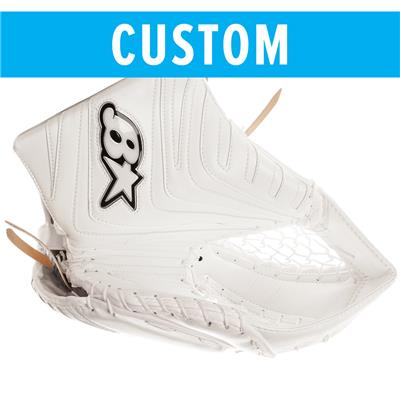 (Brians Custom OPT1K Goalie Catch Glove - Senior)