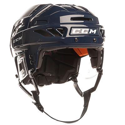 Navy/Navy (CCM Fitlite FL90 Hockey Helmet)
