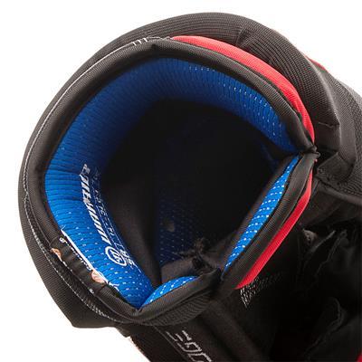(Warrior Covert QR Edge Hockey Gloves - Junior)