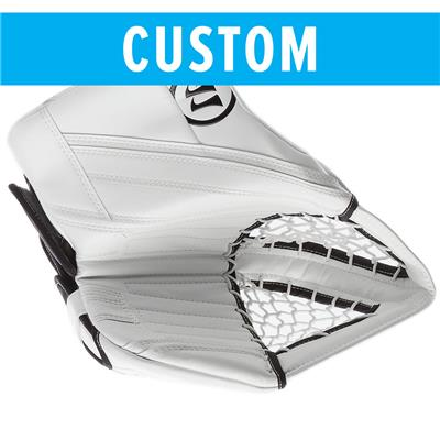 (Warrior Custom Ritual G4 Pro Goalie Catch Glove - Senior)