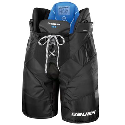 Black (Bauer Nexus 1N Hockey Pants - Junior)