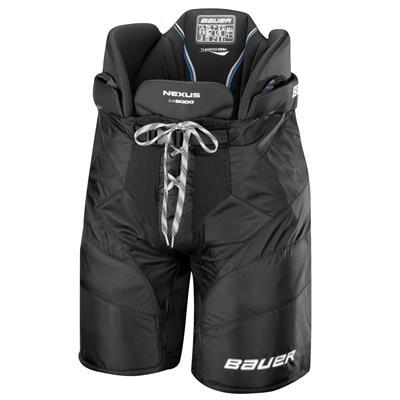 Black (Bauer Nexus N9000 Hockey Pants)