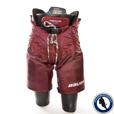 Maroon (Bauer Nexus 600 Hockey Pants)