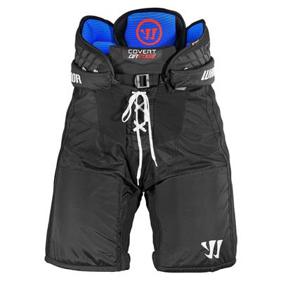 Black (Warrior QR Edge Youth Hockey Pants - Youth)