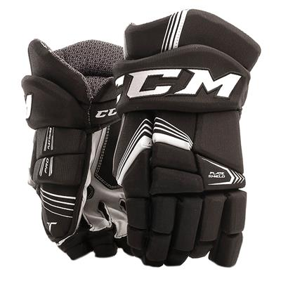 Black (CCM Tacks 5092 Hockey Gloves)
