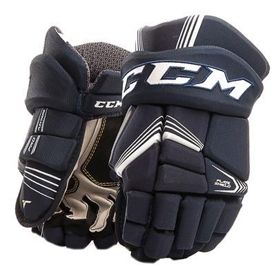 Navy (CCM Tacks 5092 Hockey Gloves)