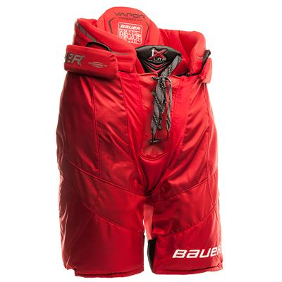 Red (Bauer Vapor 1X Lite Hockey Pants - Senior)