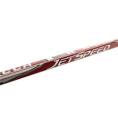 (CCM JetSpeed Youth Composite Hockey Stick - 40 Flex - Youth)