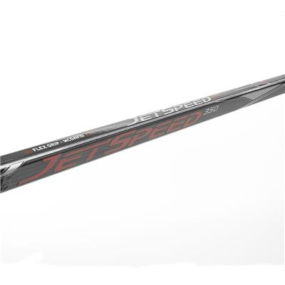 (CCM JetSpeed 350 Grip Composite Hockey Stick - Senior)