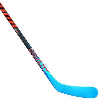 Warrior Covert QRE4 Grip Composite Hockey Stick - Junior ...