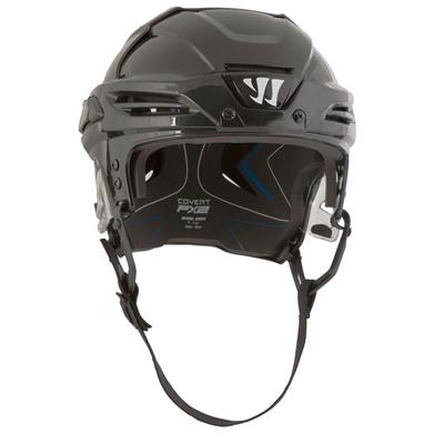 Black (Warrior Covert PX2 Hockey Helmet)