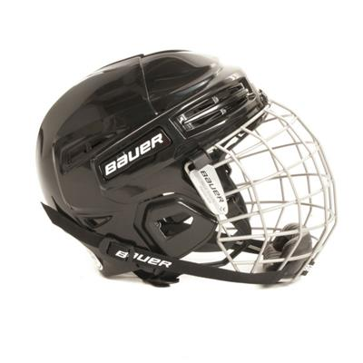 (Bauer IMS 5.0 Hockey Helmet Combo)