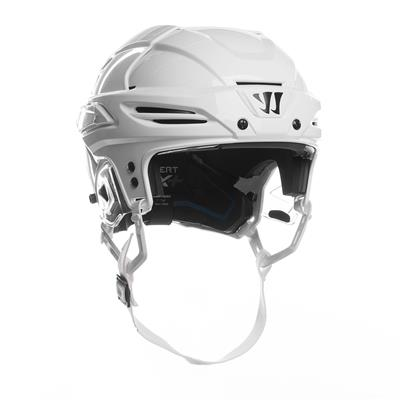 White (Warrior Covert PX+ Hockey Helmet)