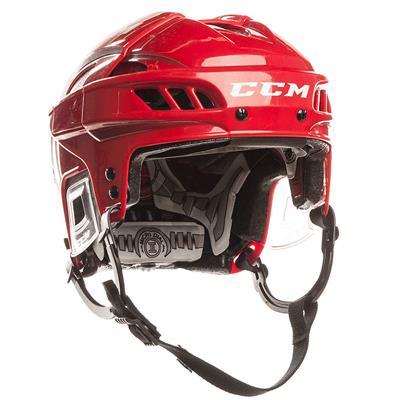 Red/Red (CCM FITLITE Hockey Helmet)