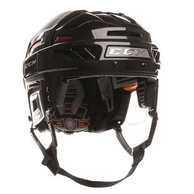 Black/Red (CCM Fitlite 3DS Hockey Helmet)