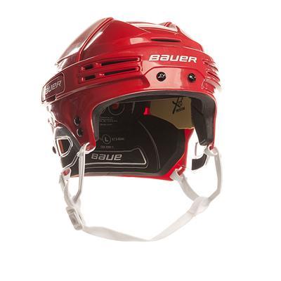 Red/Red (Bauer RE-AKT 75 Hockey Helmet)