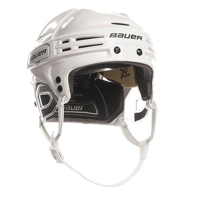 White/White (Bauer RE-AKT 75 Hockey Helmet)