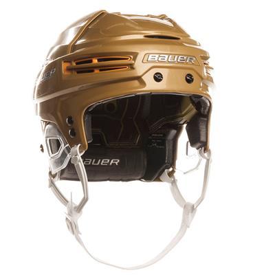 Gold/Gold (Bauer RE-AKT 100 Hockey Helmet)