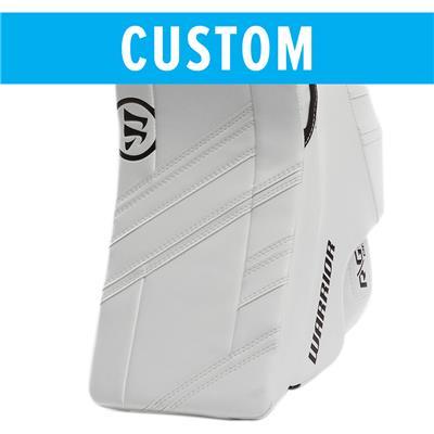(Warrior Custom Ritual G4 Pro Goalie Blocker - Senior)