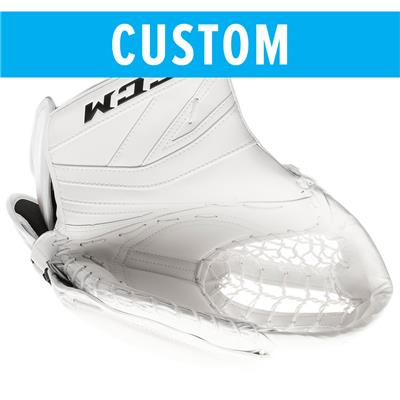 (CCM Custom Premier II Pro Goalie Catch Glove - Intermediate)