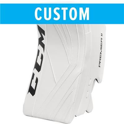 (CCM Custom Premier II Pro Goalie Blocker - Senior)