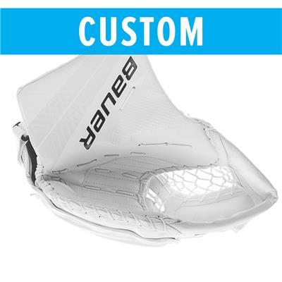 (Bauer Custom Vapor 1X Goalie Catch Glove)