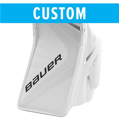 (Bauer Custom Vapor 1X Goalie Blocker - Senior)