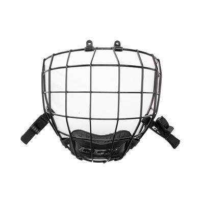 Black (CCM 680 Facemask - Senior)