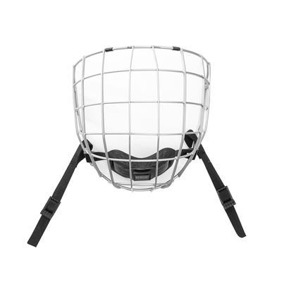 Silver (CCM Fitlite FL80 Hockey Helmet Facemask)