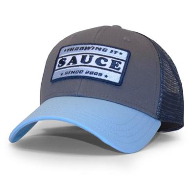 (Sauce Hockey Throwing Sauce Adjustable Cap - Adult)