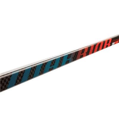 (Warrior Covert QR Edge Grip Composite Hockey Stick)