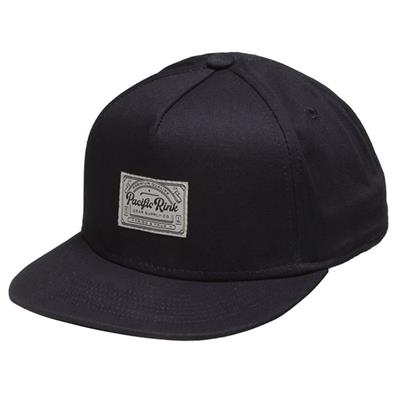 (Pacific Rink Tried and True Billy Cap - Navy - Adult)