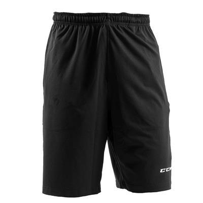 Black (CCM Training Short - Adult)