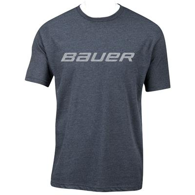 Navy (Bauer Core Graphic Short Sleeve Tee - Mens)