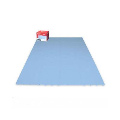 (Snipers Edge CCM Ice Blue Slick Flooring Tiles)