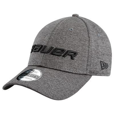 Charcoal (Bauer New Era 39Thirty Cap - Adult)