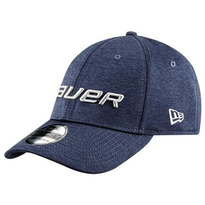 Navy (Bauer New Era 39Thirty Cap - Adult)