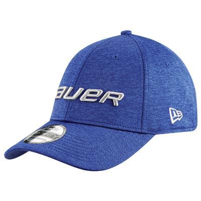 Royal (Bauer New Era 39Thirty Cap - Adult)
