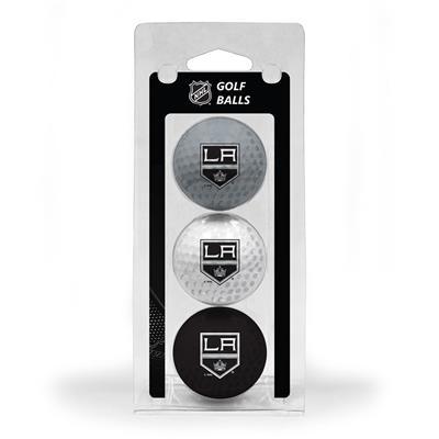 (Los Angeles Kings Golf Ball - 3 Pack)