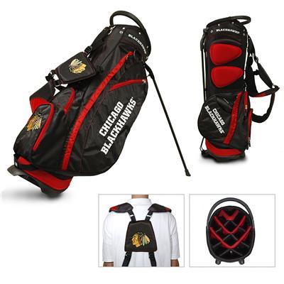 (Chicago Blackhawks Fairway Golf Stand Bag)
