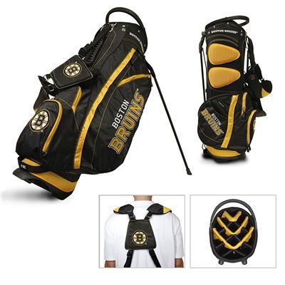 (Boston Bruins Fairway Golf Stand Bag)