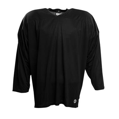 Black (Pure Hockey One Tone Practice Jersey - Junior)