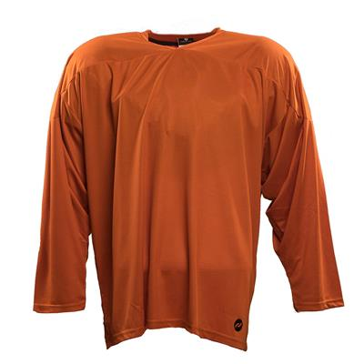 Orange (Pure Hockey One Tone Practice Jersey - Junior)